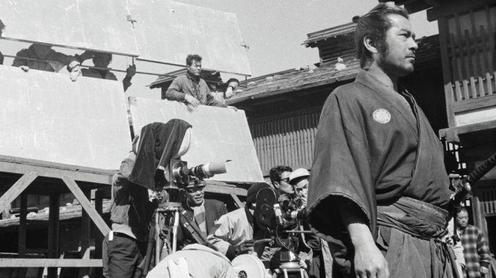 Mifune-Yojimbo-Tournage-07
